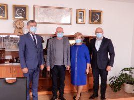 K. Gusarovas, A. Antanaitis, B. Žulkutė. Manokrastas.lt nuotrauka
